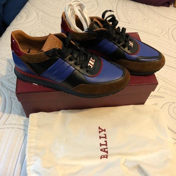 Bally Shoes | Bally Ascar Sneakers